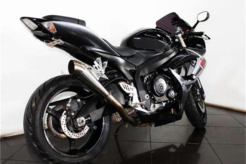 Suzuki GSXR 600 2006