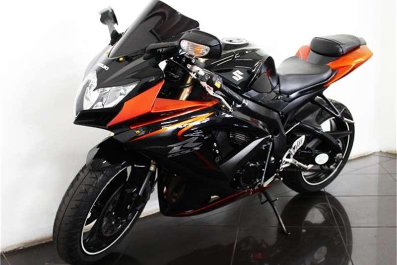 Suzuki GSXR 600 2009