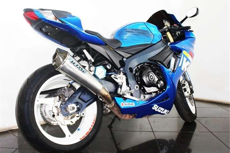 Used 2012 Suzuki GSXR