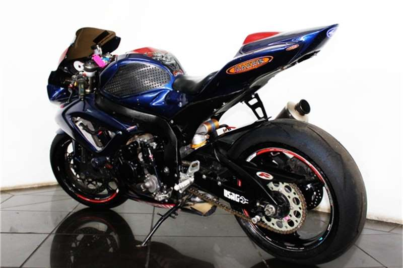 Suzuki GSXR 750 RACE BIKE 2006