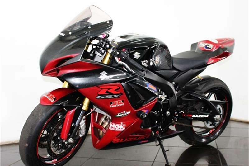 Suzuki GSXR 750 RACE BIKE 2014