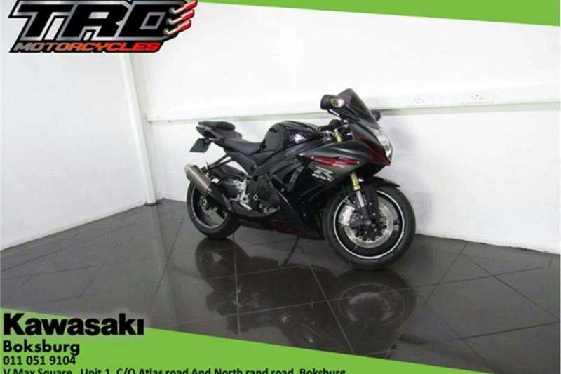 Suzuki GSXR Gsx R750 2012