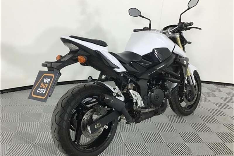 2011 Suzuki GSXR