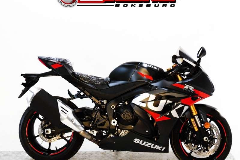2021 Suzuki GSXR