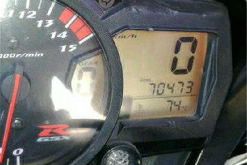 Suzuki GSXR1000K8 2005