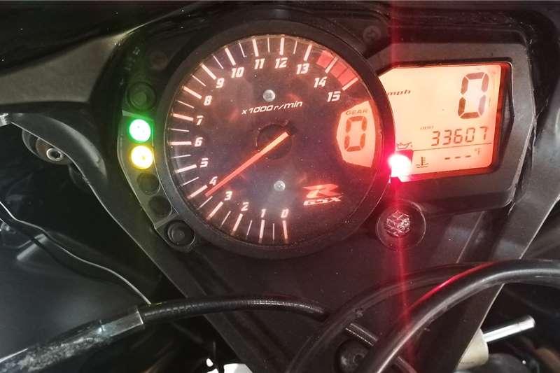 Suzuki GSXR1000K8 2006