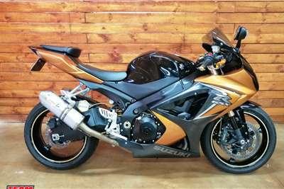 Suzuki GSXR1000K8 2008