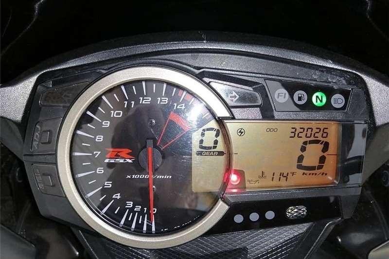 Suzuki GSXR1000K8 2013