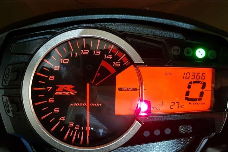 Suzuki GSXR1000K8 2014