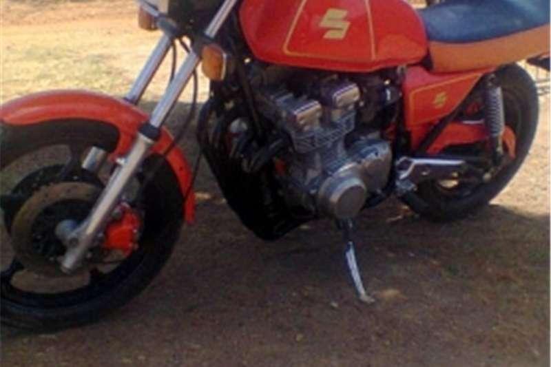 Suzuki GSXR750 1980