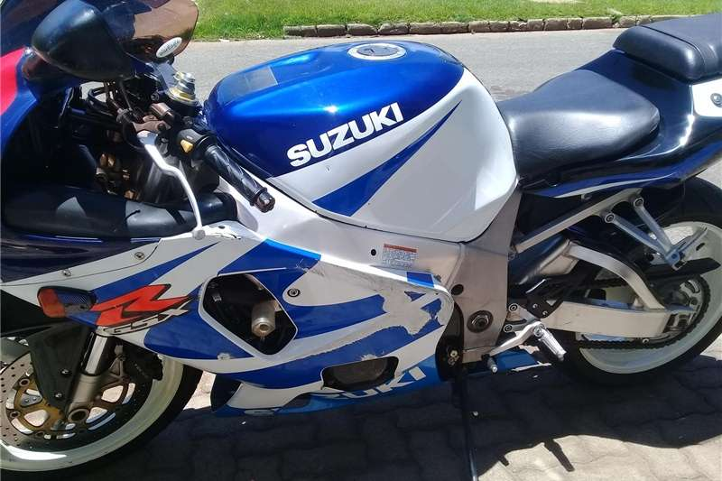 Suzuki GSXR750 2000
