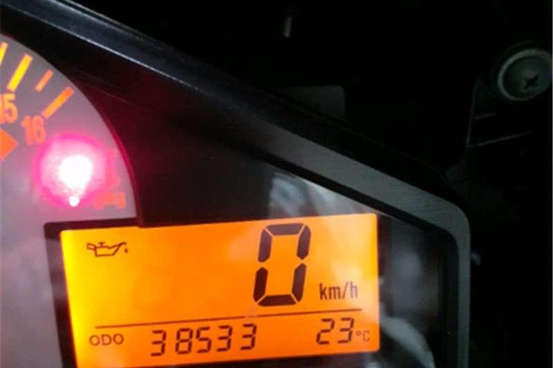 Suzuki GSXR750 2001