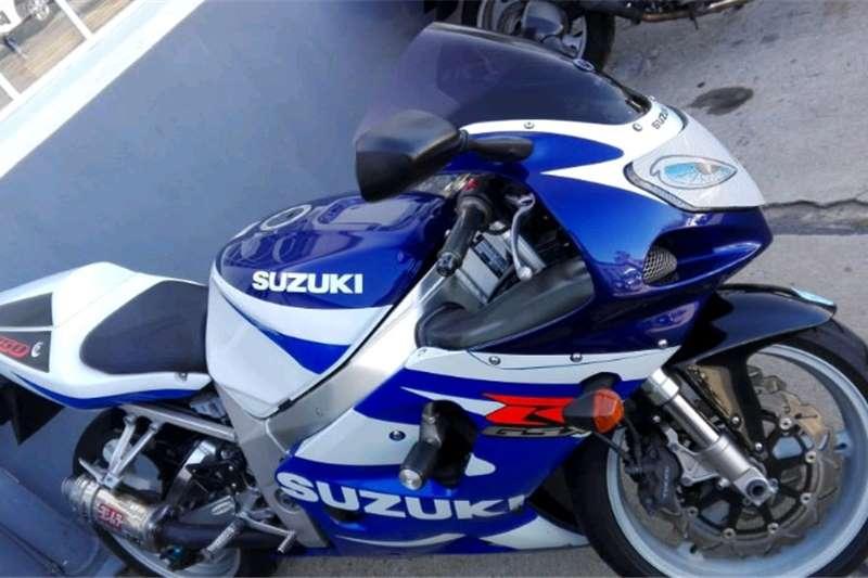 2001 Suzuki GSXR750