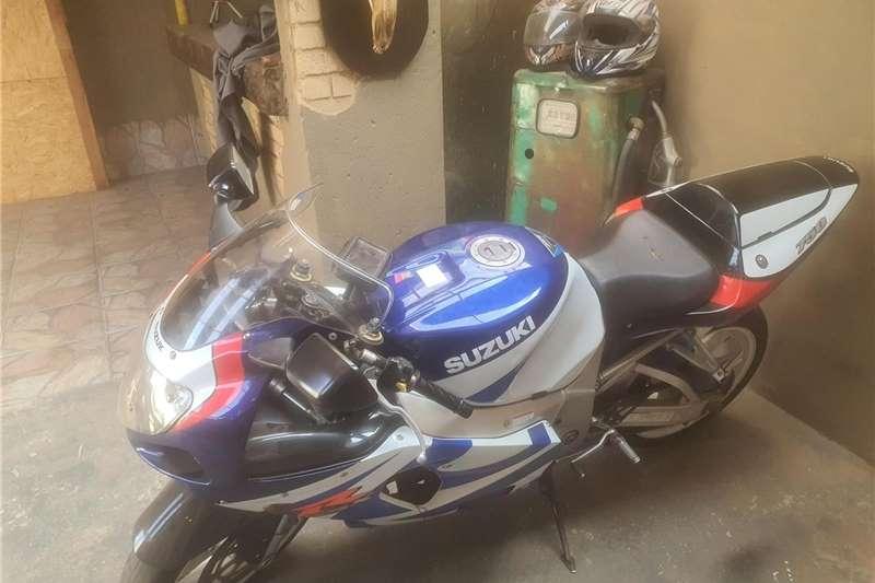 Used 2001 Suzuki GSXR750