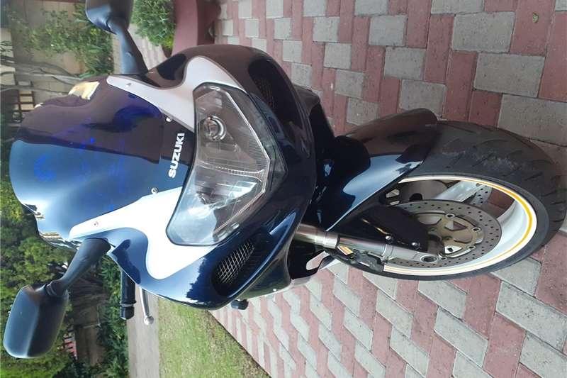 Used 2003 Suzuki GSXR750
