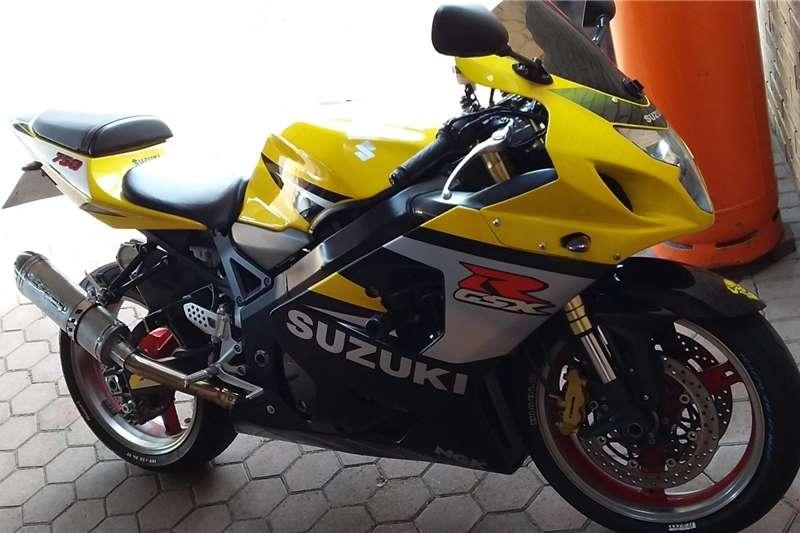 Suzuki GSXR750 2006