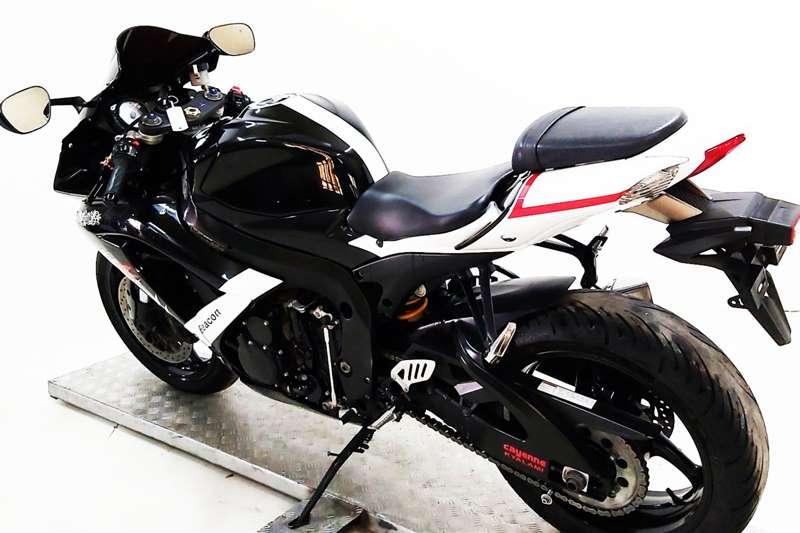 Suzuki GSXR750 2009