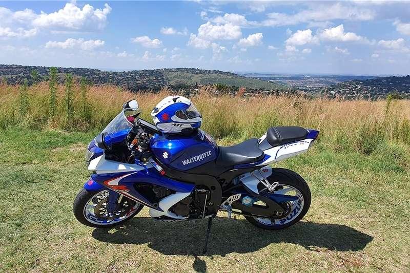 2009 Suzuki GSXR750