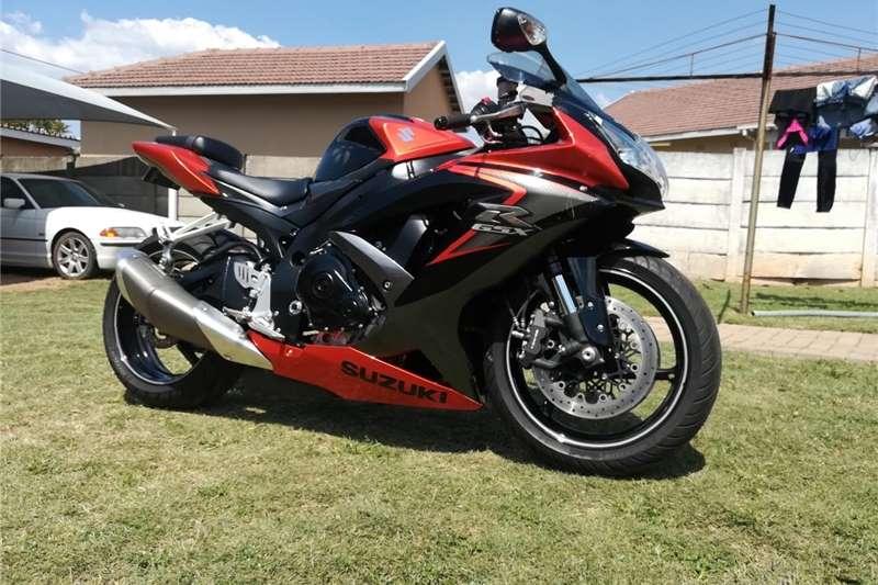 Used 2010 Suzuki GSXR750