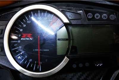 Suzuki GSXR750 2013