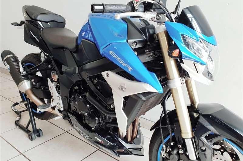 Suzuki GSXR750 2014