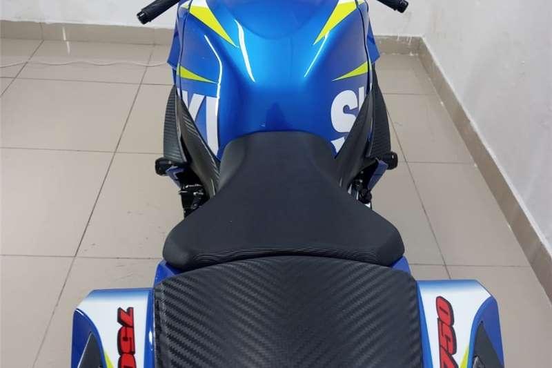 Suzuki GSXR750 2015