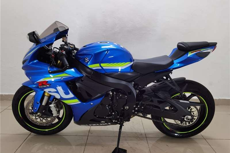 Used 2017 Suzuki GSXR750