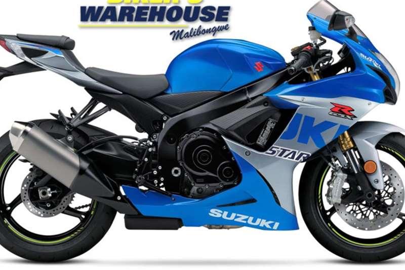 2020 Suzuki GSXR750