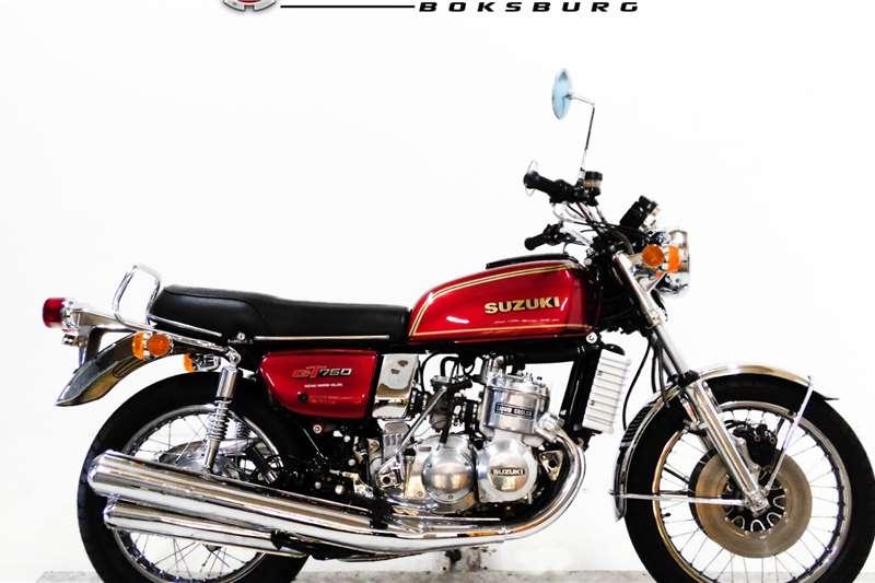 1977 Suzuki GT
