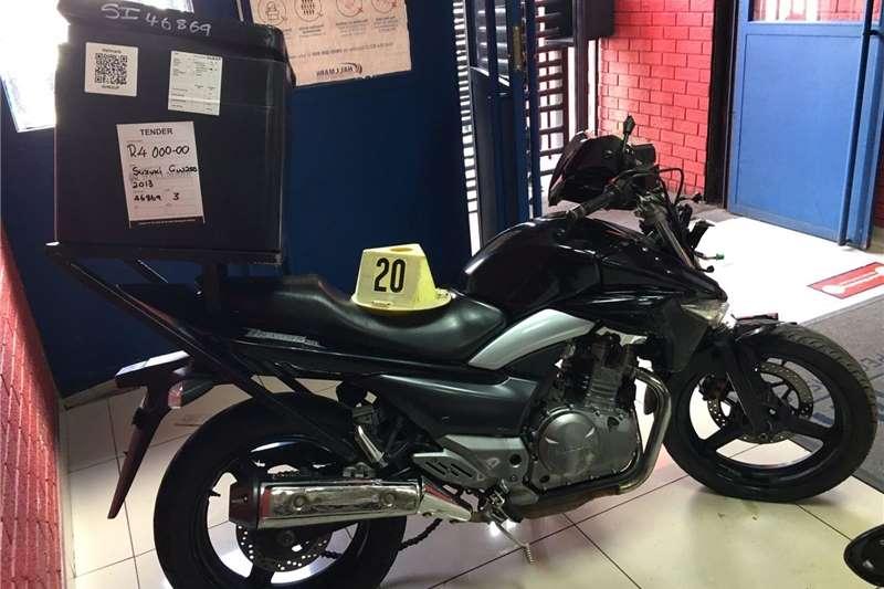 Used 0 Suzuki GW250