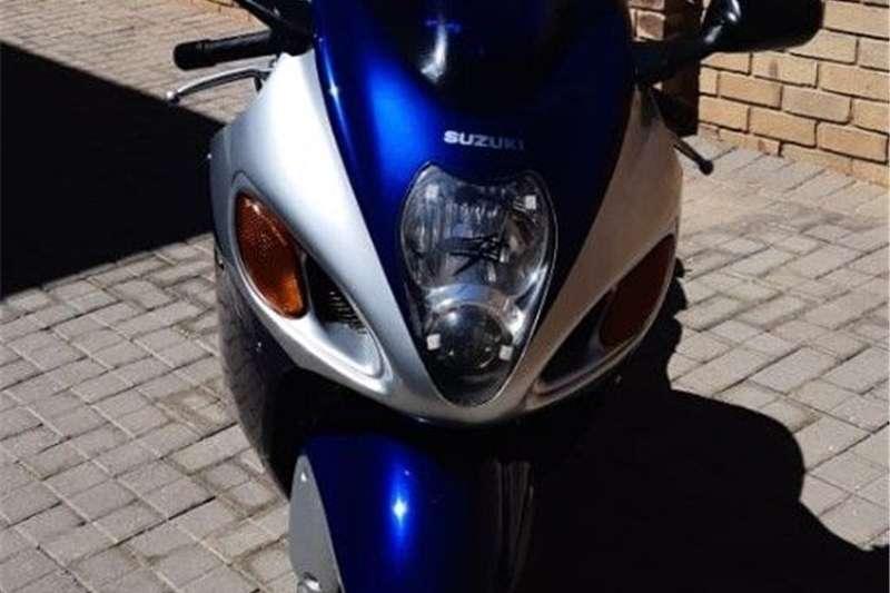 Suzuki Hayabusa 2002