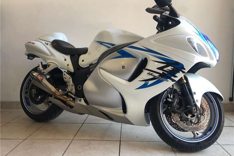 Suzuki Hayabusa Motorcycles for sale in South Africa | Auto Mart