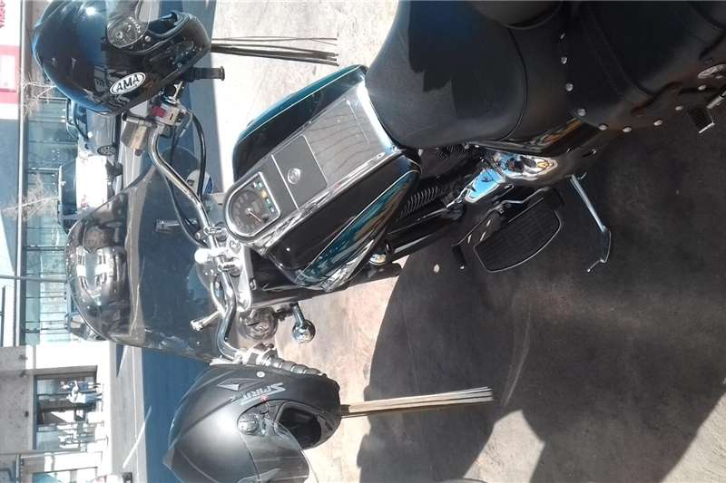 Suzuki Intruder 1400 Carb Adjustment