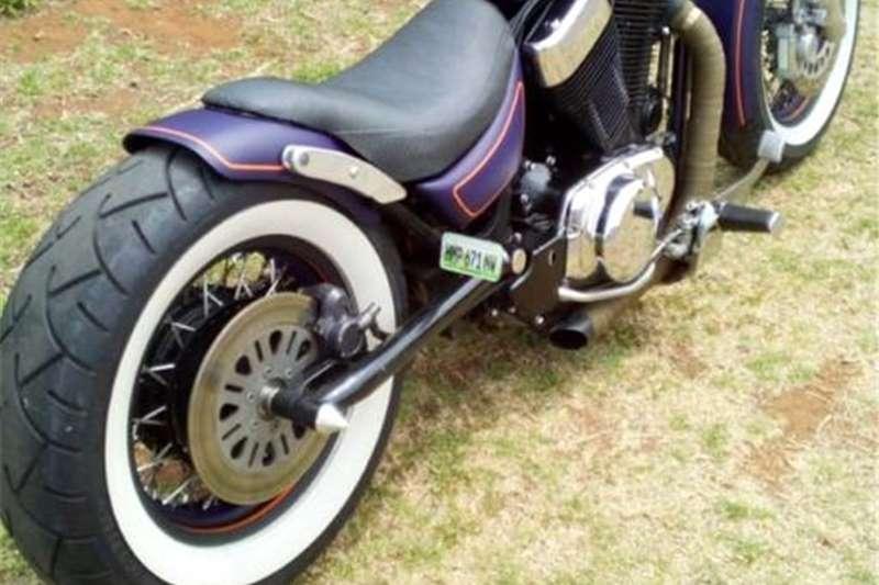 Suzuki Intruder 2010