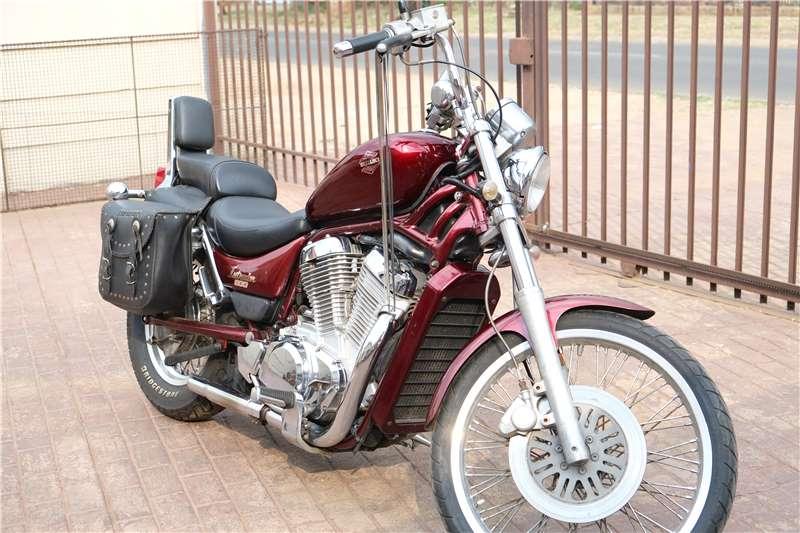 Used 1996 Suzuki Intruder