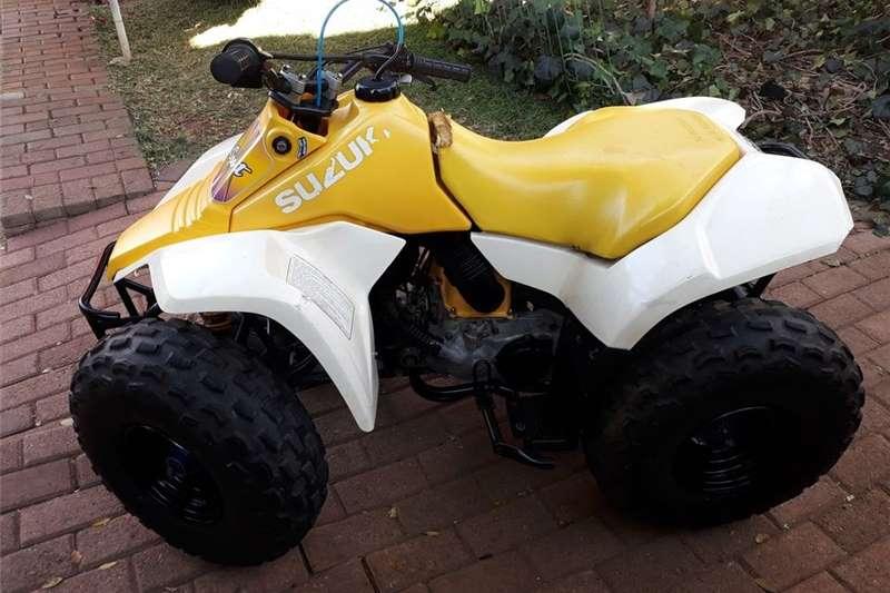 Used 0 Suzuki LT-A
