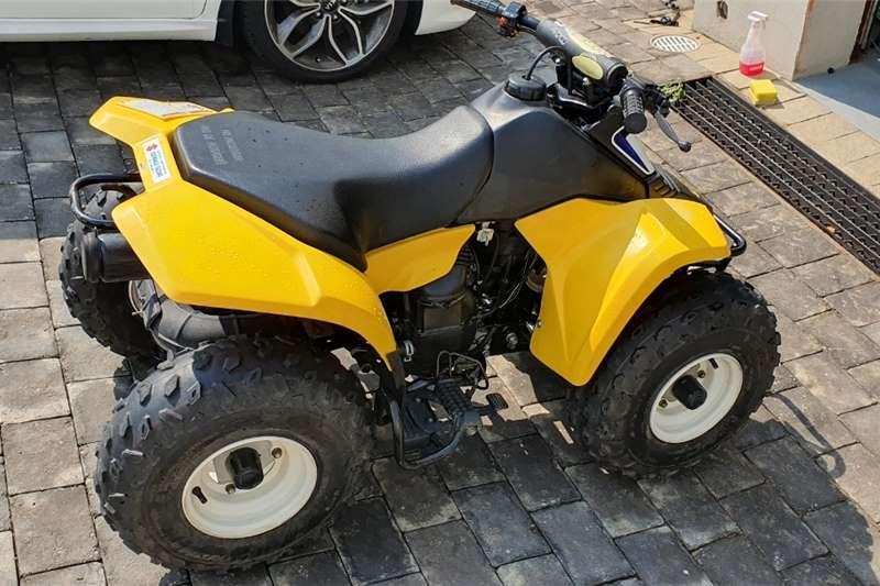 Suzuki LT-F 2004