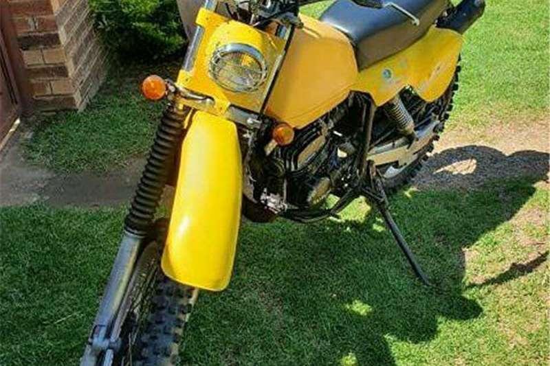Suzuki LT-F160 1982