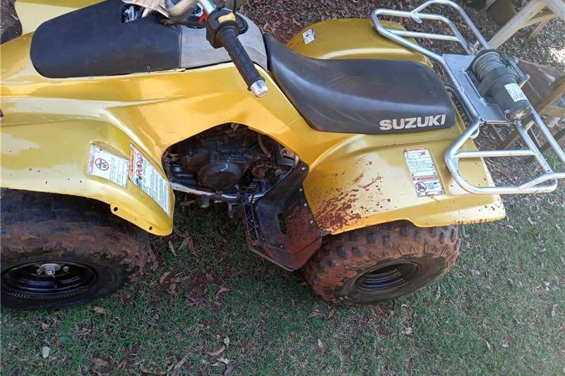 Used 0 Suzuki LT-F160