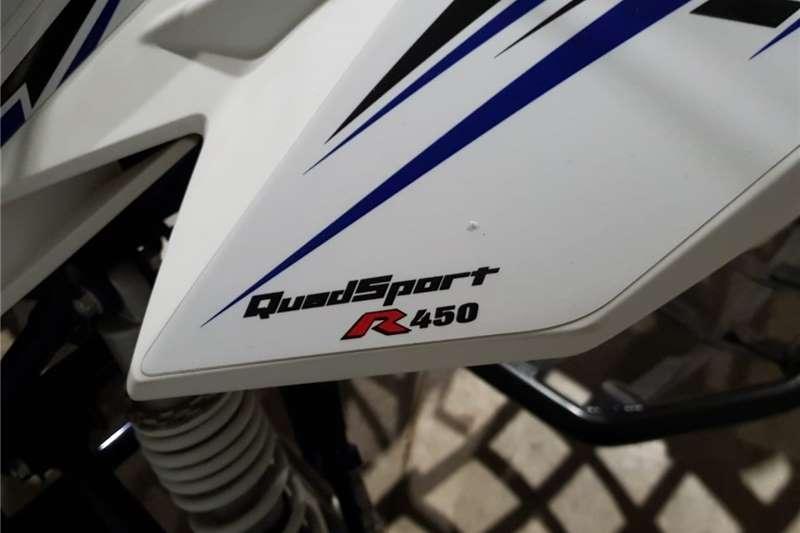 Suzuki LT-R450Z 2008
