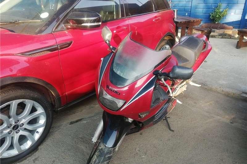 Used 2000 Suzuki LT-Z400