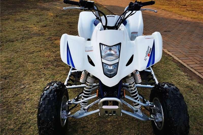 Suzuki LT-Z400 2005
