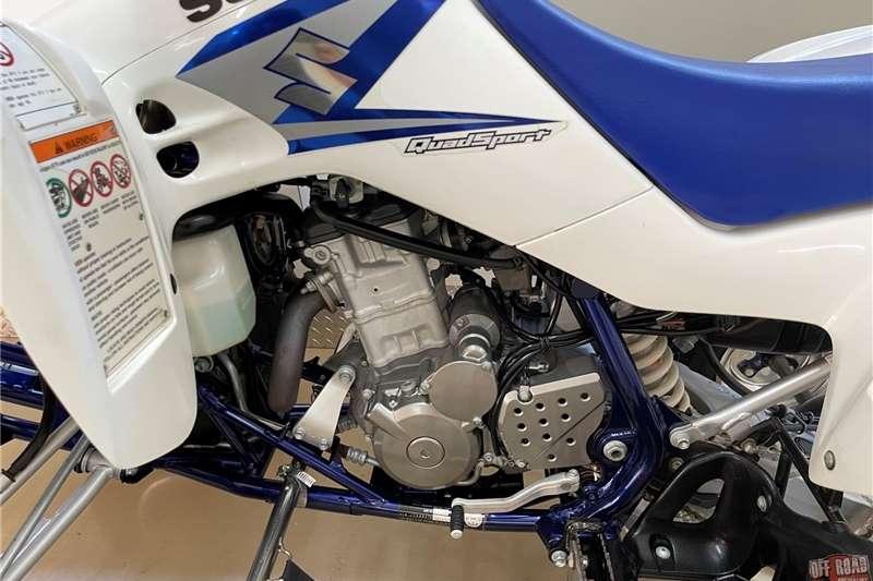 Used 2005 Suzuki LT-Z400