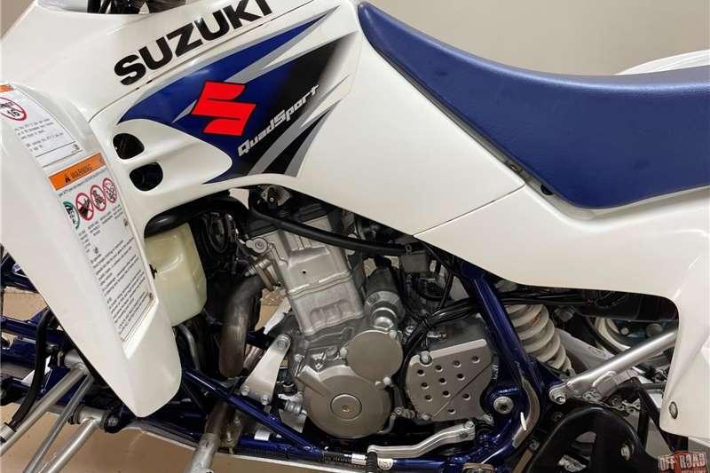 Used 2007 Suzuki LT-Z400