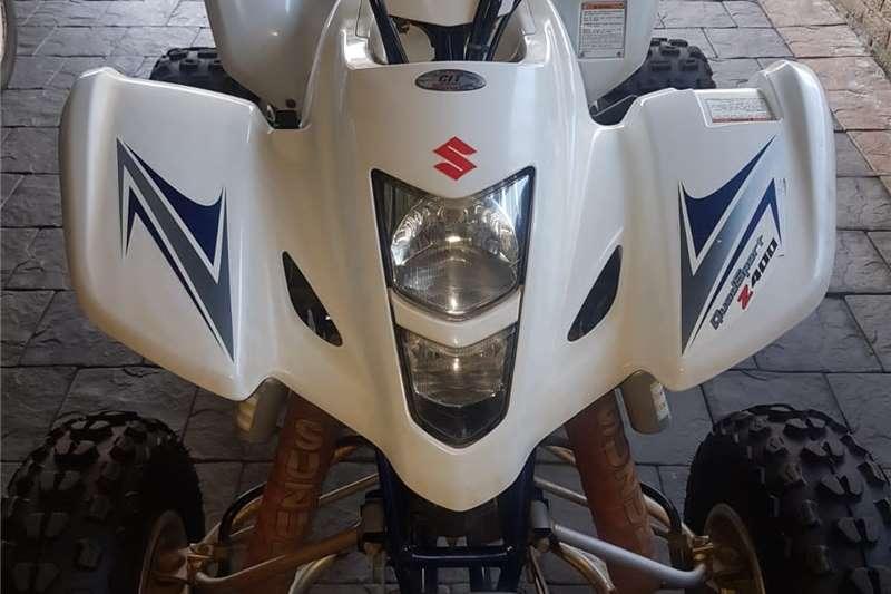 2008 Suzuki LT-Z400