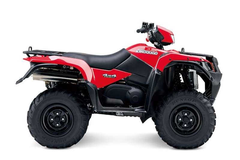 Suzuki LTA750X 2019