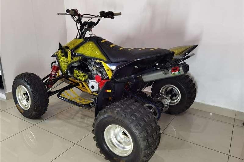 Suzuki LTR450 2006
