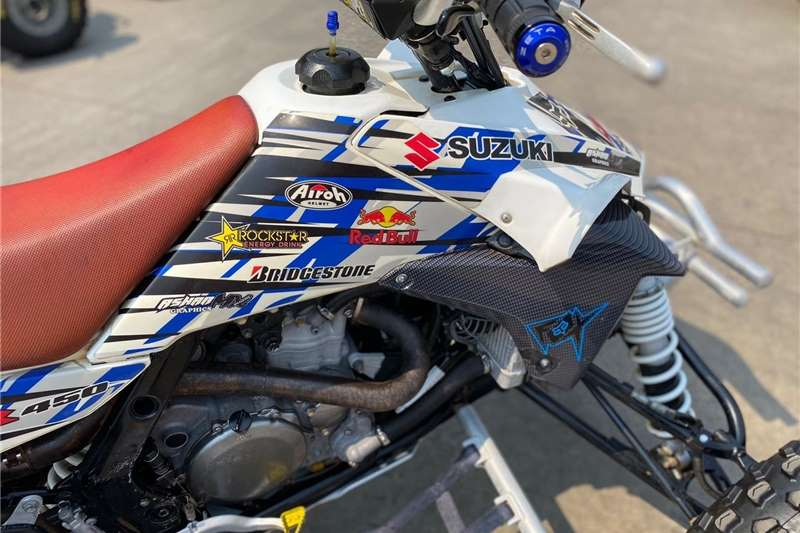 Used 2008 Suzuki LTR450