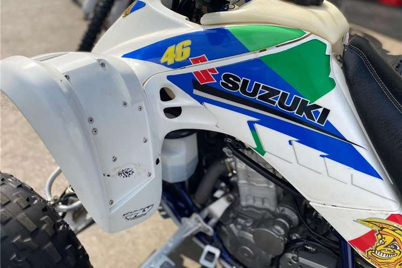 Used 2006 Suzuki LTZ