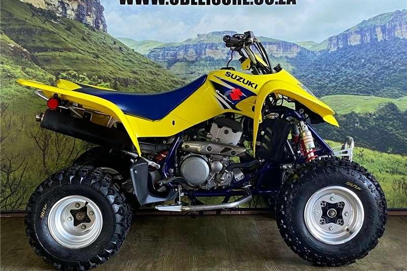 Suzuki LTZ 2007